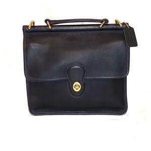 Vintage COACH Willis #9927 Crossbody Bag